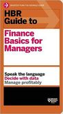 HBR Guide to Finance Basics