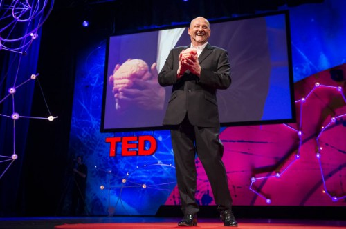 Foster @ TEDGlobal