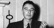 Oppenheimer in 1946 (Ed Westcott)