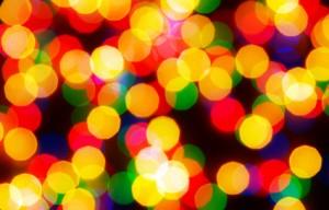 Bright-colored balls
