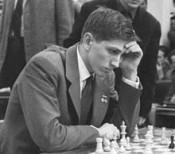 Bobby Fischer in 1960
