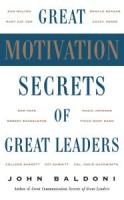 Great Motivation Secrets
