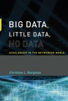 Big Data, Little Data